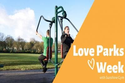 Try Something New for this Year's #LoveParks Week