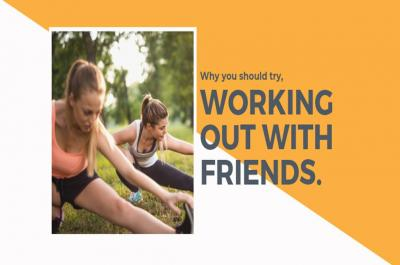Why You Should Try Working Out With Friends