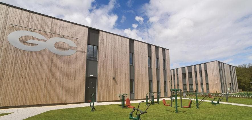 Gloucestershire College, Gloucester | Case Study | Outdoor Gym Equipment