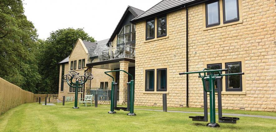 Worthington Lake Care Home, Wigan