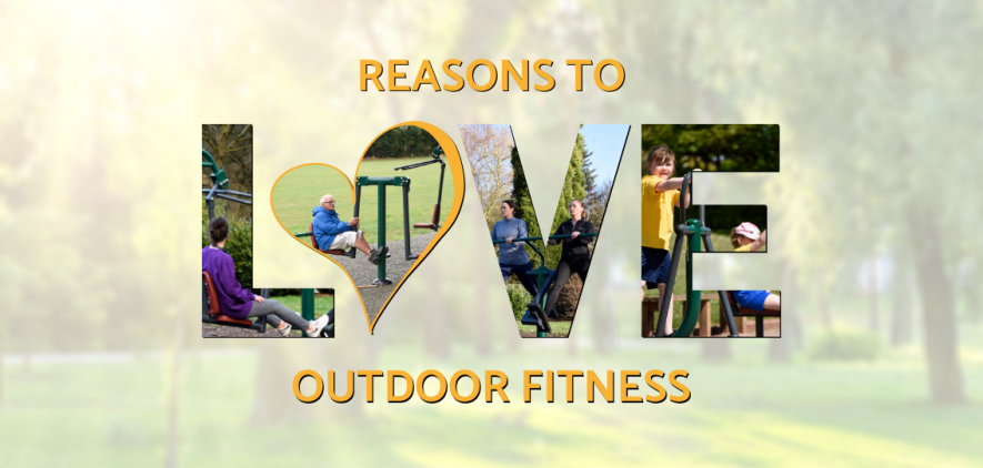 Reasons to Love Outdoor Fitness | 5 Benefits of Outdoor Fitness