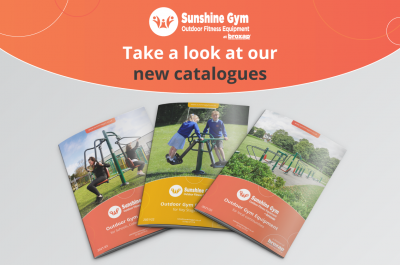 Inspirational outdoor fitness from Sunshine Gym
