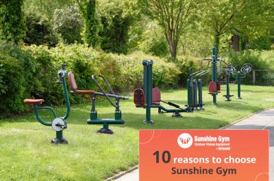 Ten reasons to choose Sunshine Gym