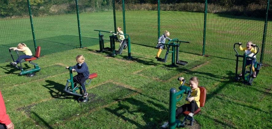 Morton Primary School, Alfreton | Sunshine Gym