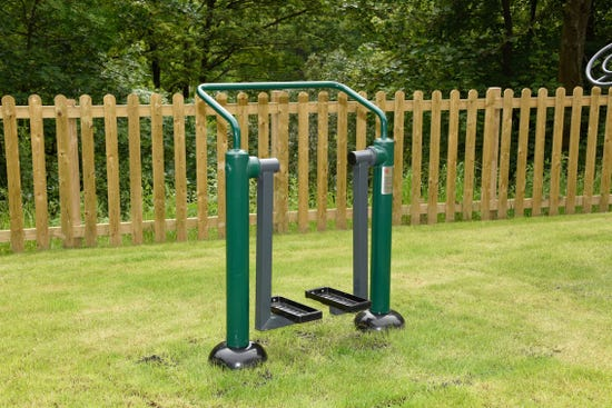 Health Walker |Outdoor Treadmill | Outdoor fitness equipment from Sunshine Gym