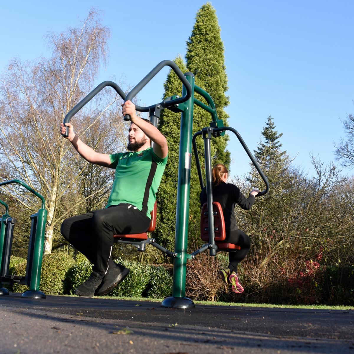 Parks Midi Package   Sunshine Gym