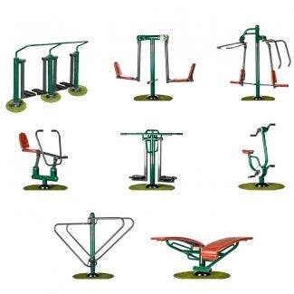 Colleges & Universities Packages | Sunshine Gym | Outdoor Gym Equipment