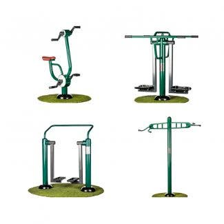 Mini Fitness Package | Sunshine Gym | Outdoor Gym Equipment Packages