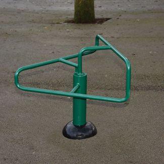 Children's Leg Stretch | Children's Leg Stretching Apparatus | Children's outdoor fitness equipment from Sunshine Gym