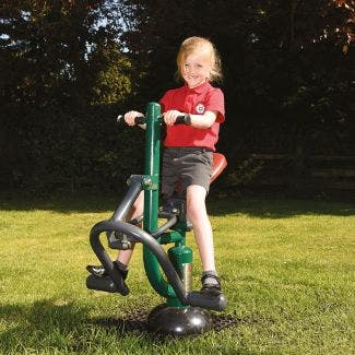 Children's Horse Rider | Children's Riding Simulator  | Children's outdoor fitness equipment from Sunshine Gym