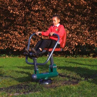 Children's Rower | Children's Outdoor Rowing Machine  | Children's outdoor fitness equipment from Sunshine Gym