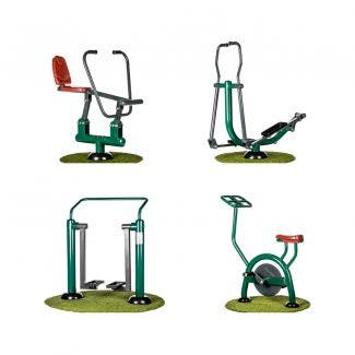 HIIT Outdoor Gym Package