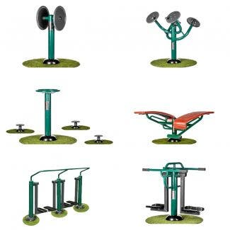 Primary School Social and Physical Package   Sunshine Gym   Outdoor Gym Equipment