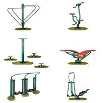 Cardio & Core Package   Sunshine Gym   Outdoor Gym Equipment Packages