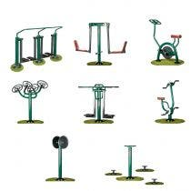 Hospital Rehabilitation Package | Sunshine Gym | Outdoor Equipment Packages