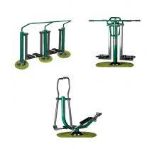 Parks Enhancer Package | Sunshine Gym | Outdoor Gym Equipment Packages