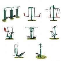 Community Fitness Suite | Sunshine Gym Outdoor Fitness Packages | Outdoor Gym