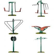 Strength & Social Package | Sunshine Gym | Outdoor Gym Equipment