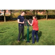 Double strength challenger |outdoor arm wrestle | outdoor fitness equipment