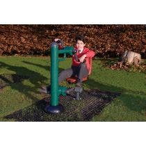 Children's Arm & Pedal Bike | Children's Static Hand & Pedal Bicycle | Children's outdoor fitness equipment from Sunshine Gym