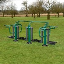 Children's Energise Multi Gym | Children's outdoor fitness station from Sunshine Gym