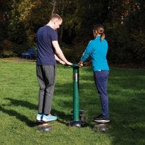 Waist Twister  outdoor waist twister  outdoor fitness equipment from sunshine gym