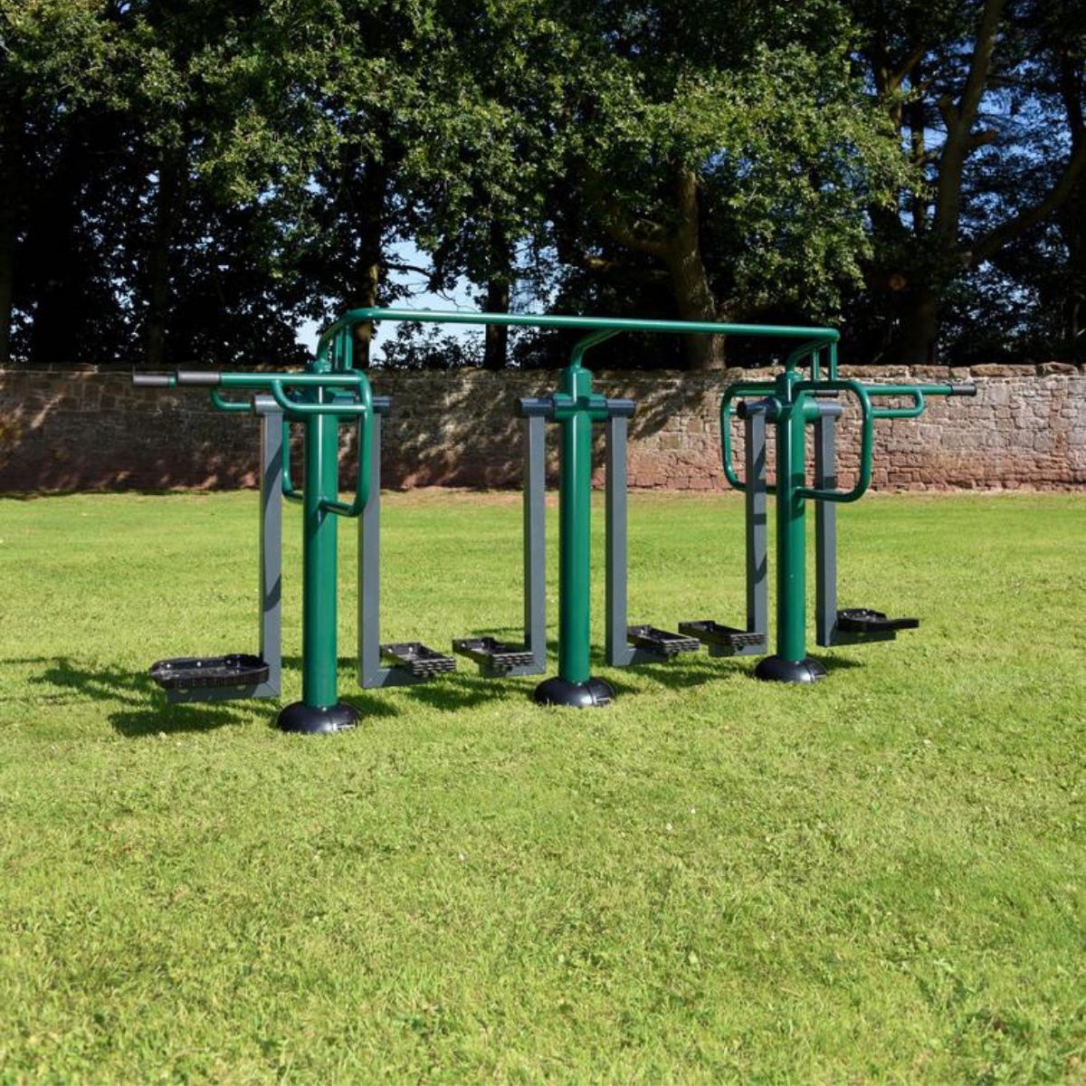 Energise Multi Gym   Sunshine Gym   Outdoor Gym Equipment
