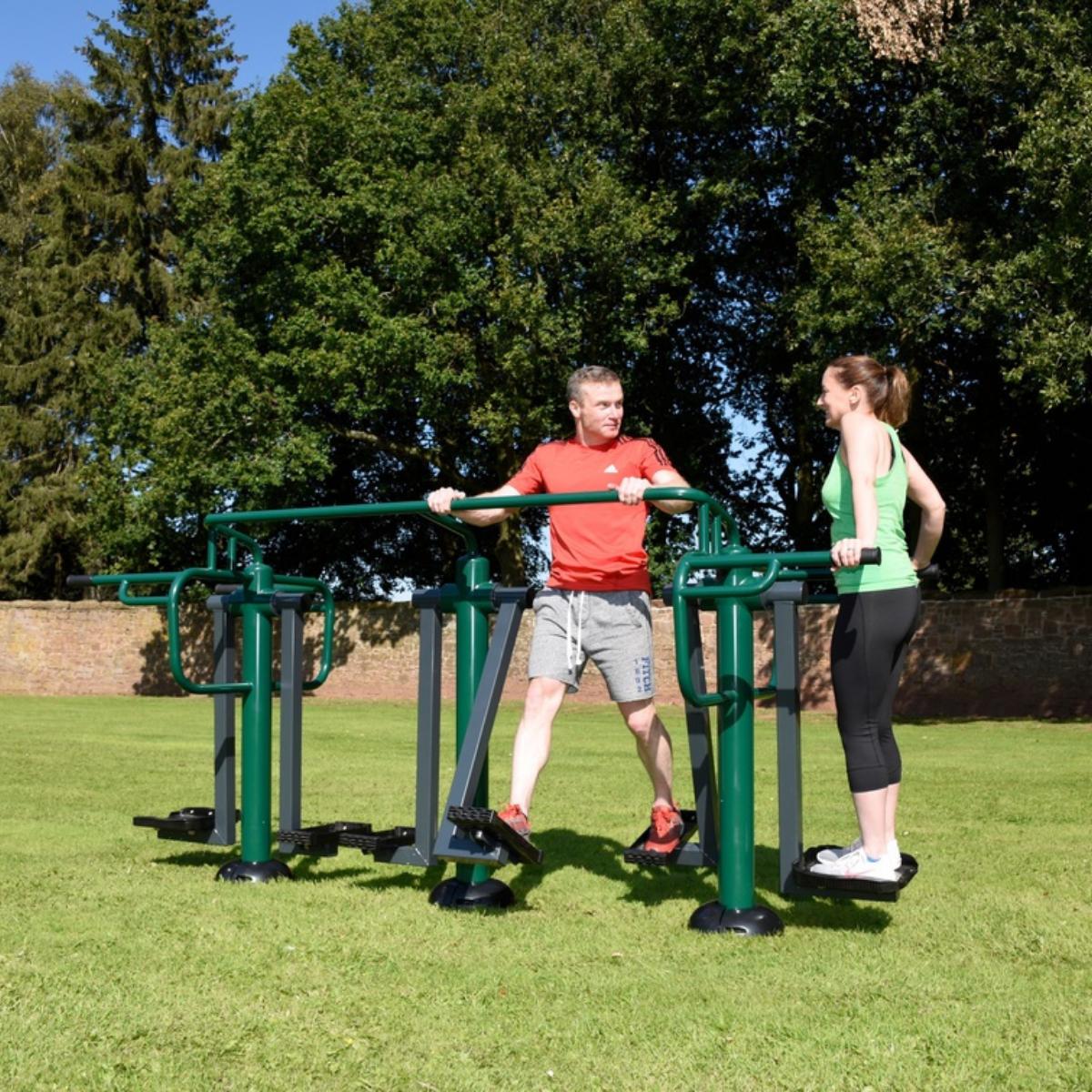 Energise Multi Gym | Sunshine Gym | Outdoor Gym Equipment