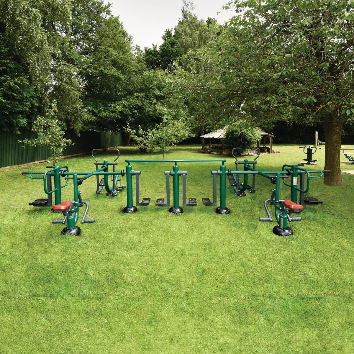Children's Motiv8 Multi Gym - Widney Junior School