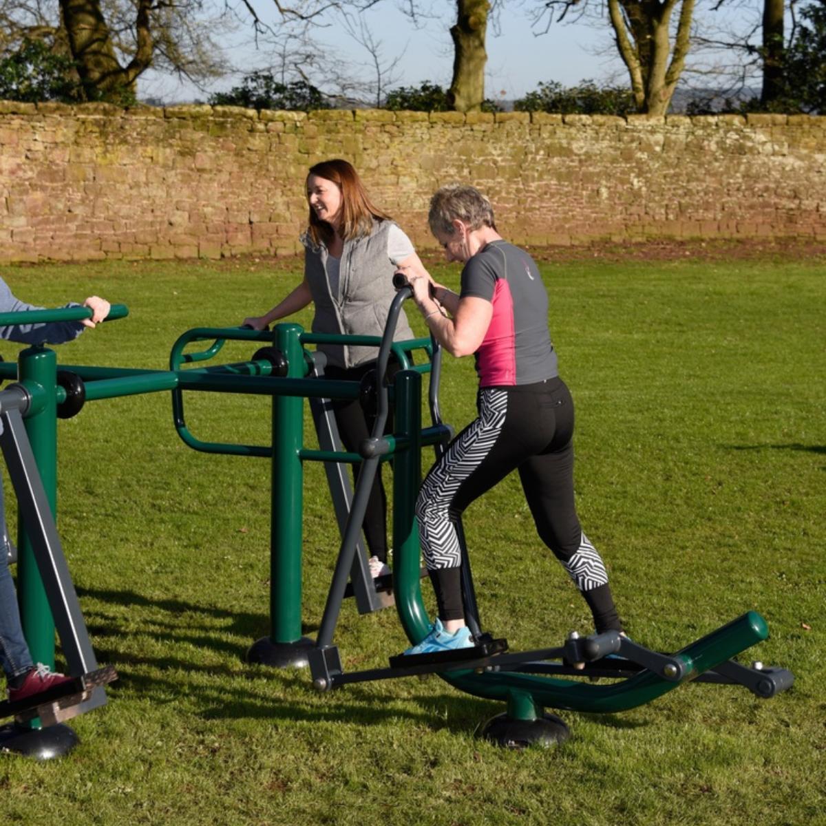 Motiv8 Multi Gym   Outdoor Gym Equipment   Sunshine Gym