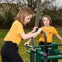 Children's Spacesaver Multi Gym | Outdoor Gym Equipment