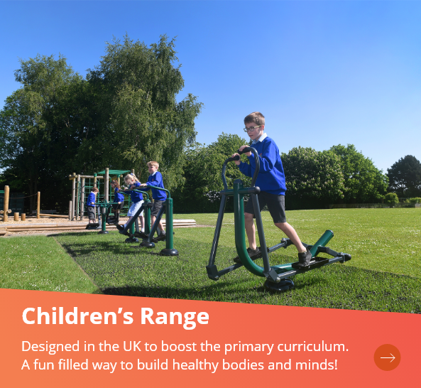 Children's Outdoor Fitness Equipment